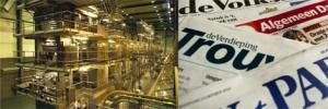 Harmonics causes problems in printing plant