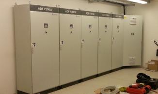 Comsys modular design AHF